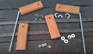Aprenda a fazer um molde ajustável para assentar tijolos!